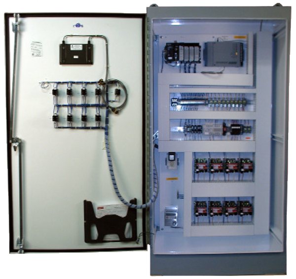 T57-4 System - PLC Multipoint
